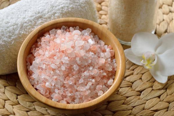 Les incroyables bienfaits du sel rose del'Himalaya